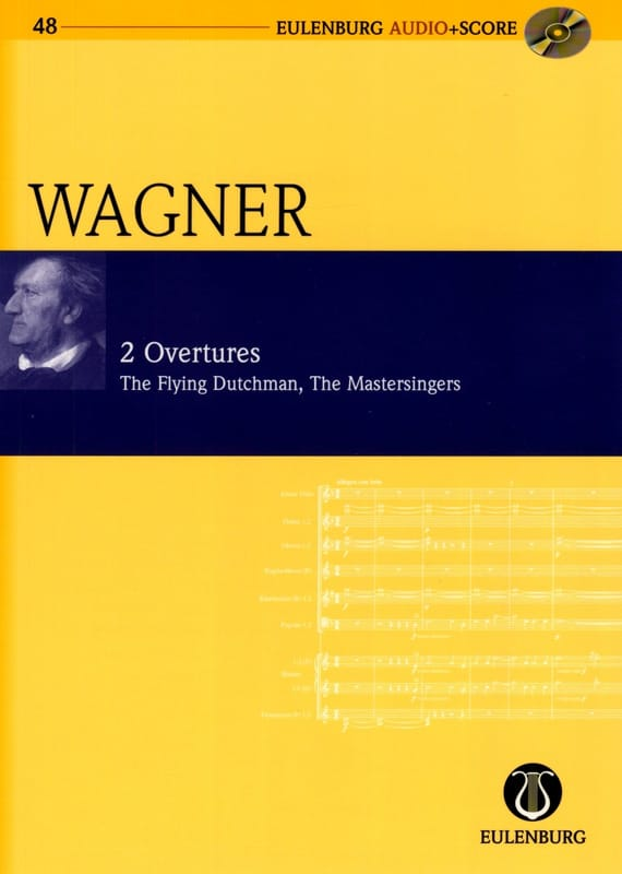 Richard Wagner - 2 aberturas - Partition - di-arezzo.es