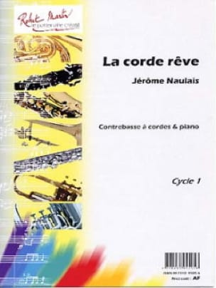 Jérôme Naulais - Dream Rope - Partition - di-arezzo.co.uk
