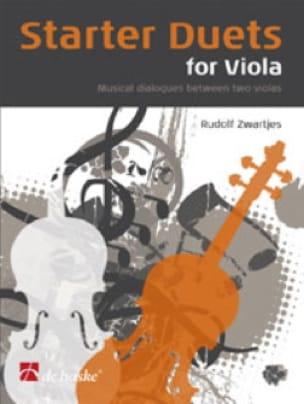 Starter Duets For Viola - Rudolf Zwartjes - laflutedepan.com
