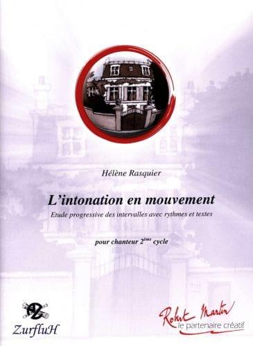 L' Intonation en Mouvement - Hélène Rasquier - laflutedepan.com
