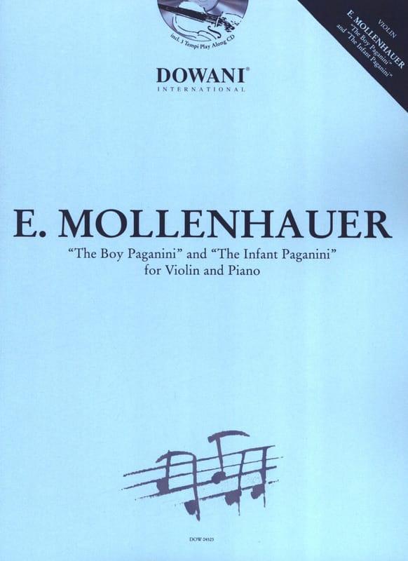 Edward Mollenhauer - The Paganini Boy And The Infant Paganini - Partition - di-arezzo.com