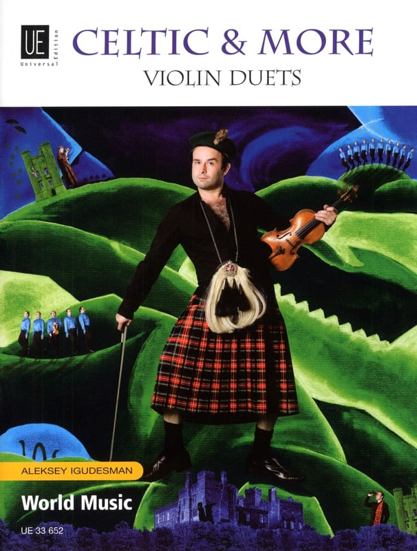 Aleksey Igudesman - Celtic - More Violin Duets - Partition - di-arezzo.co.uk