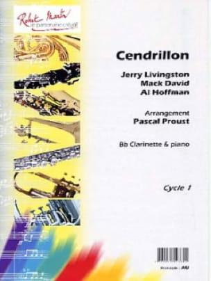 Cendrillon - Livingston / David / Hoffman / Proust - laflutedepan.com