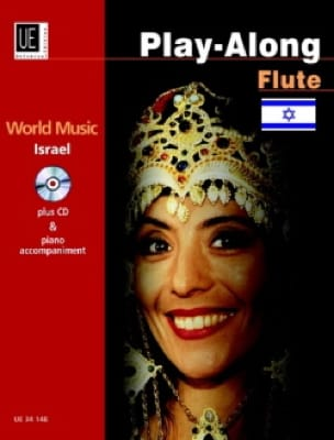 Traditionnel - World Music - Israel - Flute Piano - Partition - di-arezzo.co.uk