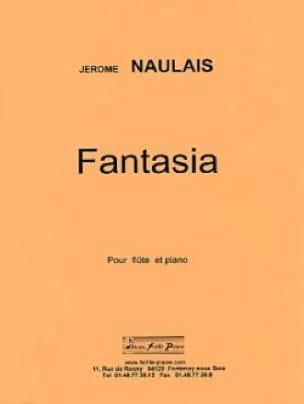 Fantasia - Jérôme Naulais - Partition - laflutedepan.com