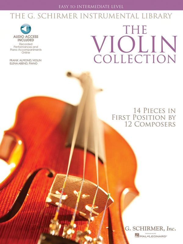 - The Violin Collection - Easy To Intermediate Level - Partition - di-arezzo.com
