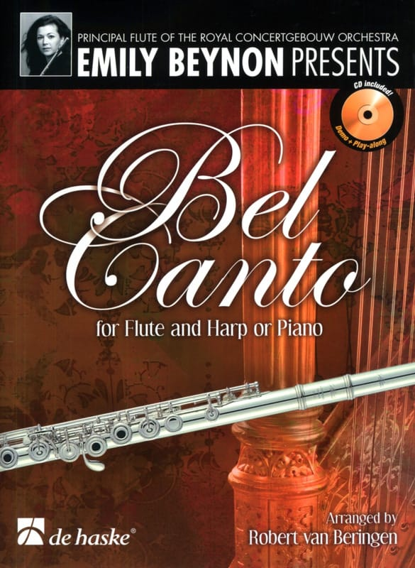 - Bel Canto for Flute and Harp or Piano - Partition - di-arezzo.com