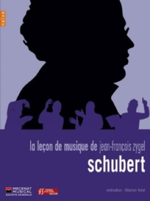 La Leçon de Musique - Schubert - laflutedepan.com
