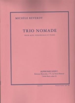 Trio Nomade - Michèle Reverdy - Partition - Trios - laflutedepan.com