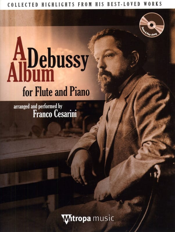 DEBUSSY - A Debussy Album - Partition - di-arezzo.co.uk