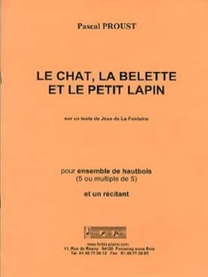 Le Chat la Belette et le Petit Lapin - laflutedepan.com