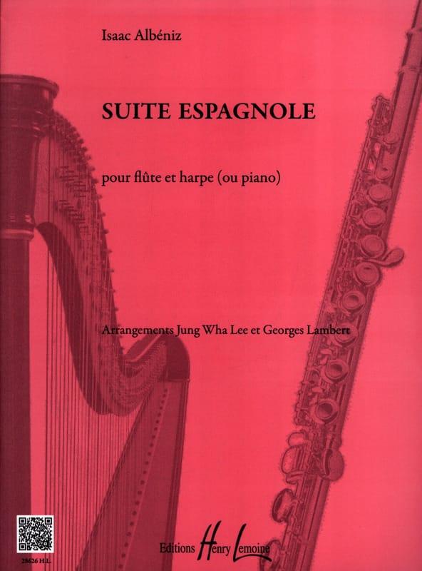 Suite Espagnole - ALBENIZ - Partition - Duos - laflutedepan.com