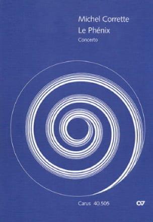 Michel Corrette - Concerto the Phoenix - Set of Parts - Partition - di-arezzo.co.uk