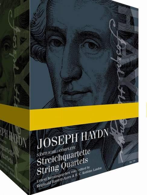 The Complete String Quartets - HAYDN - Partition - laflutedepan.com