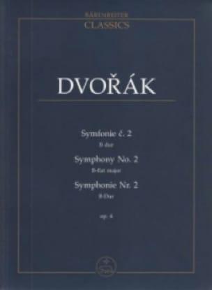 Symphonie Nr. 2 -Partitur - DVORAK - Partition - laflutedepan.com
