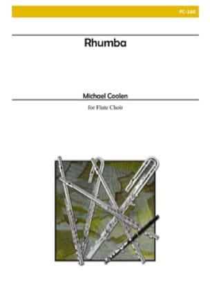 Rhumba - Michael Coolen - Partition - laflutedepan.com