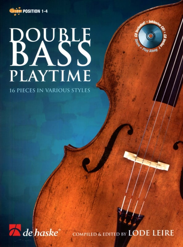 Leire Lode - Double Bass Playtime - Partition - di-arezzo.es