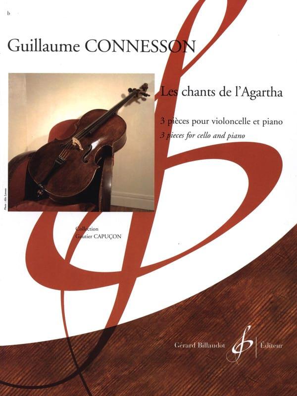 Guillaume Connesson - Songs of Agartha - Partition - di-arezzo.com