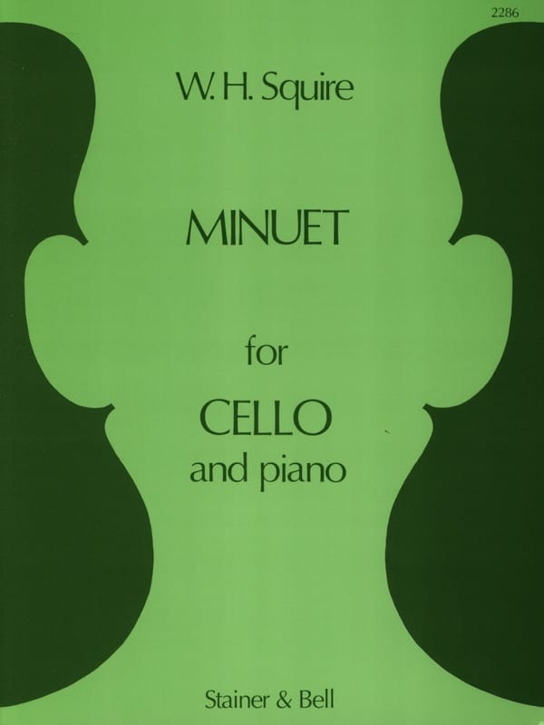 Squire W. H. - Minuet Op 19 N ° 3 - Partition - di-arezzo.com