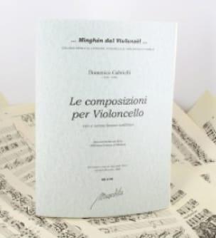 Le composizioni per violoncello - laflutedepan.com
