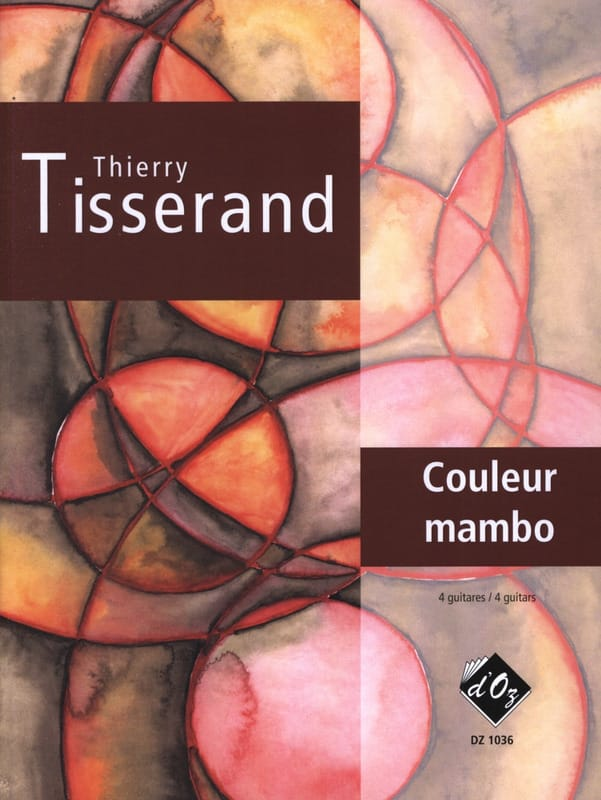 Thierry Tisserand - Color Mambo - Partition - di-arezzo.es