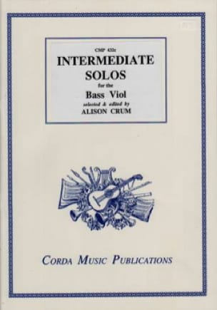 Intermediate solos for the Bass Viol - laflutedepan.com