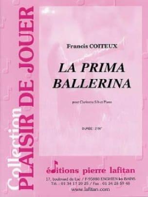 La Prima Ballerina - Francis Coiteux - Partition - laflutedepan.com