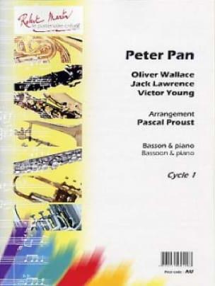Peter Pan - Pascal Proust - Partition - Basson - laflutedepan.com