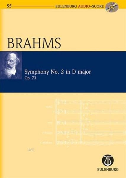 Symphonie N°2 En Ré Maj. Op.73 - BRAHMS - Partition - laflutedepan.com