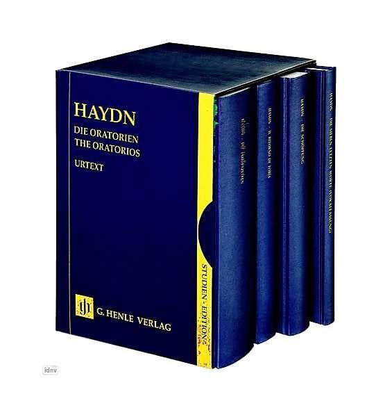 Les Oratorios - 4 Volumes Réunis dans en Coffret - laflutedepan.com