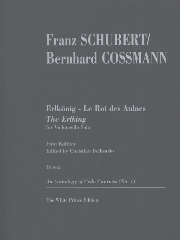 Le Roi des Aulnes/ Erlkönig - SCHUBERT - Partition - laflutedepan.com