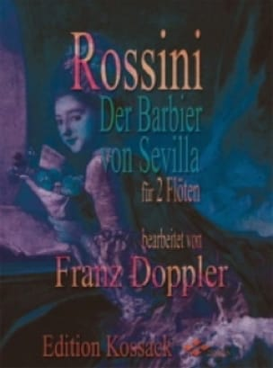 Le Barbier De Séville - ROSSINI - Partition - laflutedepan.com