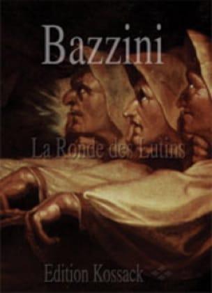 Antonio Bazzini - La Ronde des Lutins - Flûte et Piano - Partition - di-arezzo.fr