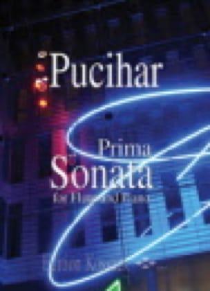 Prima Sonata - Blaz Pucihar - Partition - laflutedepan.com