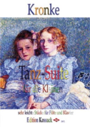 Tanz-Suite Für Die Kleinen - Emil Kronke - laflutedepan.com