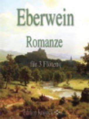 Romance - Traugott Maximilian Eberwein - Partition - laflutedepan.com
