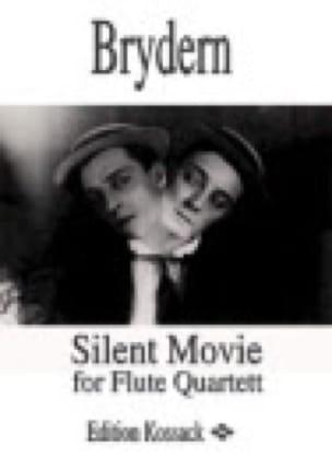 Silent Movie - Benedykt Brydern - Partition - laflutedepan.com