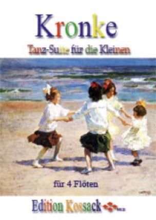 Tanz-Suite für die Kleinen, op. 103 - 4 Flûtes - laflutedepan.com
