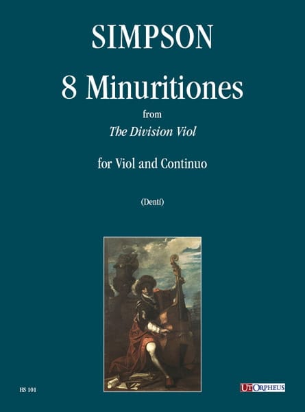 8 Minutitiones From The Division Viol - laflutedepan.com