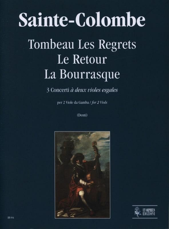 Tombeau les Regrets - le Retour - la Bourrasque - laflutedepan.com