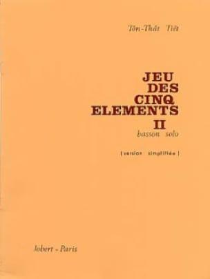 Jeu des Cinq Eléments 2 - Version Simplifiée - laflutedepan.com