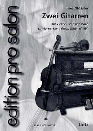 - Zwei Gitarren - Partition - di-arezzo.com