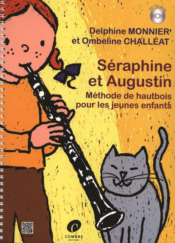 Séraphine et Augustin - laflutedepan.com