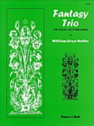 Fantasy Trio - William Lloyd Webber - Partition - laflutedepan.com