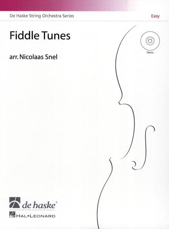 Fiddle Tunes - Nicolaas Snel - Partition - laflutedepan.com