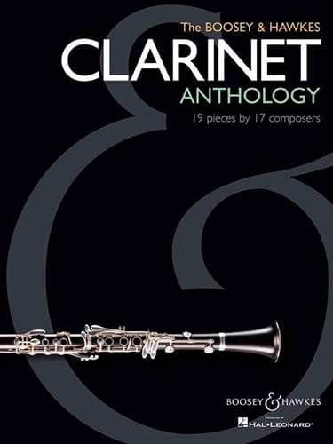 The Boosey & Hawkes Clarinet Anthology - laflutedepan.com