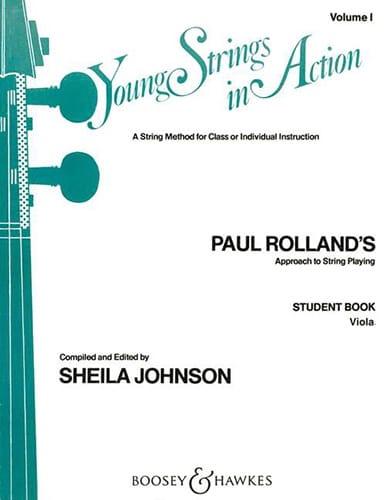 Young Strings In Action Volume 1 - Viola - laflutedepan.com