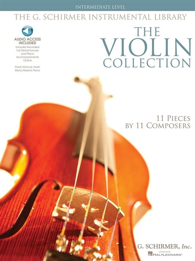 - The Violon Collection - Intermediate Level - Partition - di-arezzo.ch