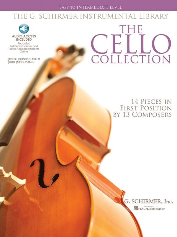 - The Cello Collection - Easy to Intermediate Level - Partition - di-arezzo.co.uk