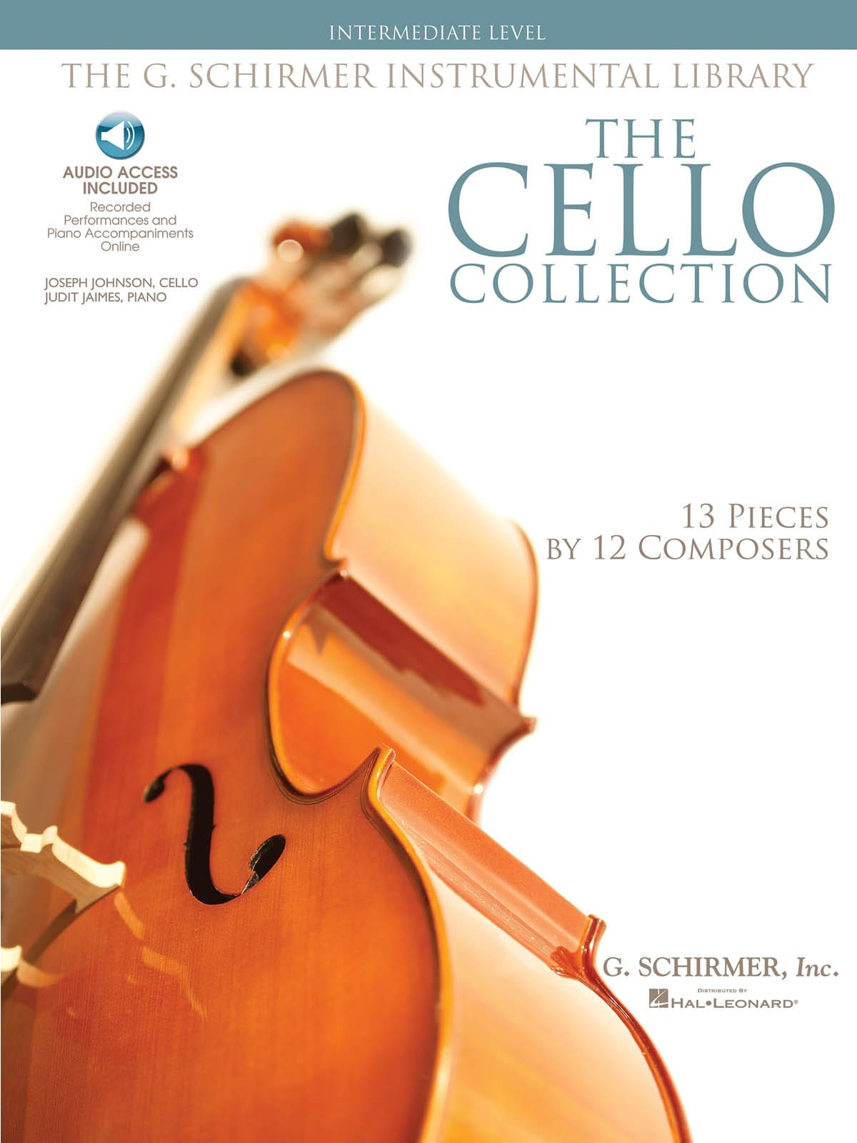 - The Cello Collection - Intermediate Level - Partition - di-arezzo.fr